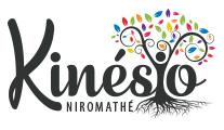Kinésio – Niromathé Logo